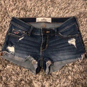 Hollister Jean shorts size 00